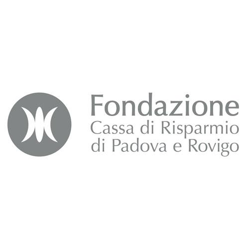 Logo Fondazione Cassa di Risparmio di Padova e Rovigo